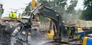 Casamonica-demolizione